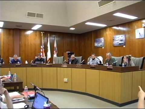 Calaveras Council of Governments, October 5, 2016