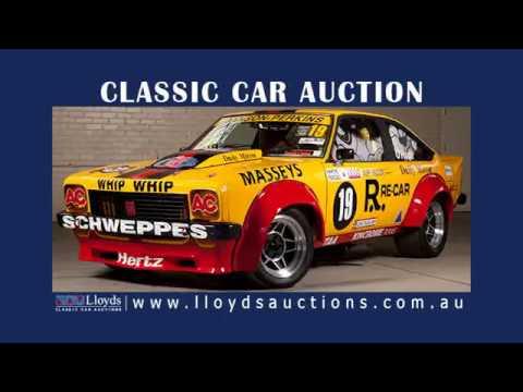 Lloyds Classic Car Auction QLD