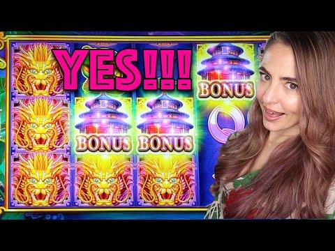 FREE GAMES On $25/SPIN On LU LU Tong In Las Vegas!