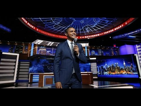 The Daily Show With Trevor Noah Intro (Timbaland 2016+ Edition)
