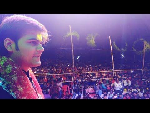नवरात्री स्पेशल Live Stage Show कल्लु के अवाज में सुने पारम्परिक देवी गीत,