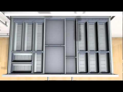 orga line cubertero de blum video demostraci n youtube. Black Bedroom Furniture Sets. Home Design Ideas