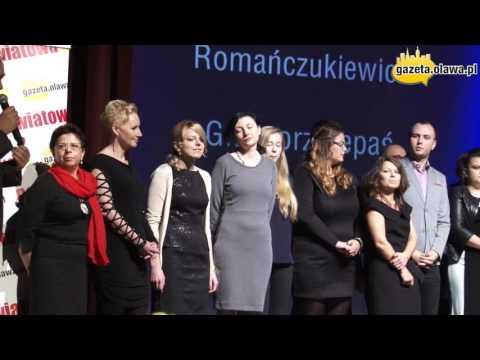 25 lat czytelnictwa Gazety Powiatowej Wiadomości Oławskie. Gala