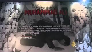 محمد علي كلاي.. أسطورة تخلد في معرض بلندن