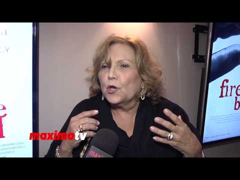 Brenda Vaccaro Interview at