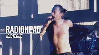 Radiohead - Idioteque @ Jisan Valley Rock Festival 2012
