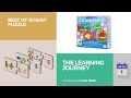 default - The Learning Journey Lift & Learn USA Map Puzzle