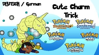 Cute-Charm-Shiny - Tutorial: Wie bekomme ich MASSENWEISE Shiny-Pokemon?