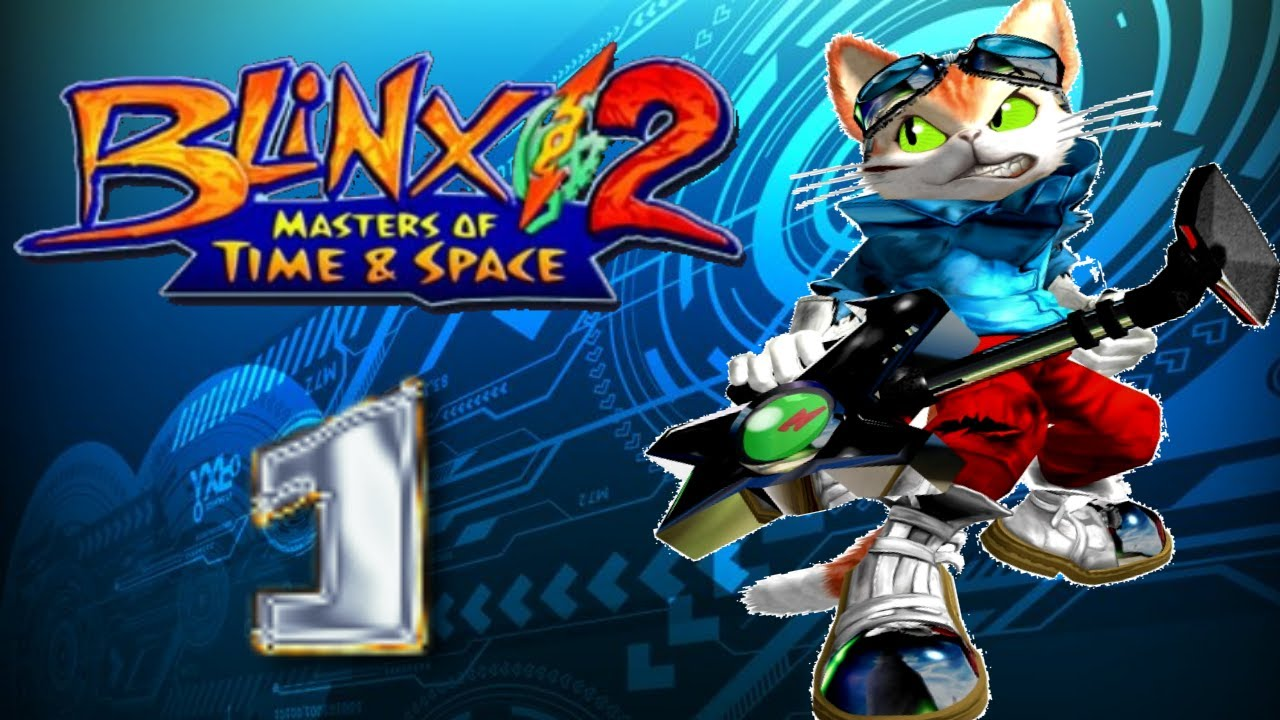 blinx 2 masters of time and space