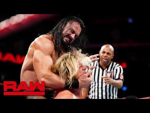 Finn Bálor vs. Dolph Ziggler vs. Drew McIntyre - Triple Threat Match: Raw, Dec. 24, 2018