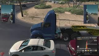 American Truck Simulator   Cables 43500 lb