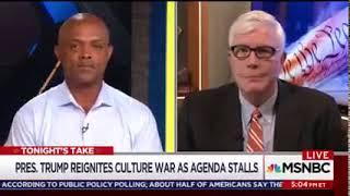 09/25/17 Hugh Hewitt on MSNBC's Hardball with Steve Kornacki and Brian Mitchell