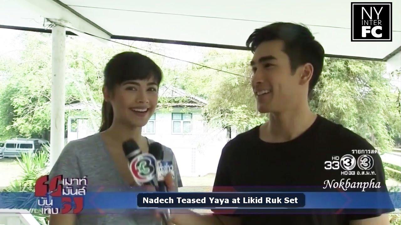 Nadech and yaya news