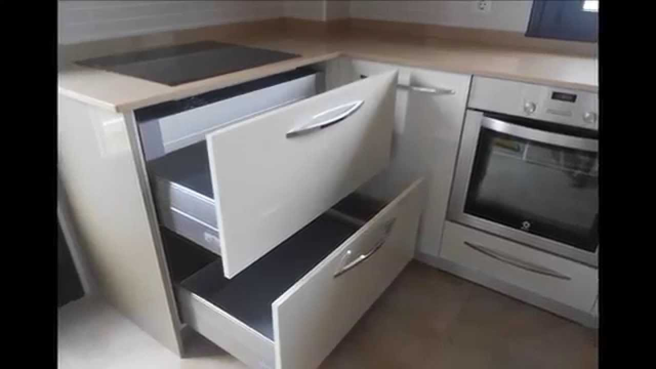 Video con fotos de muebles de cocinas integrales youtube Cocinas integrales economicas precios