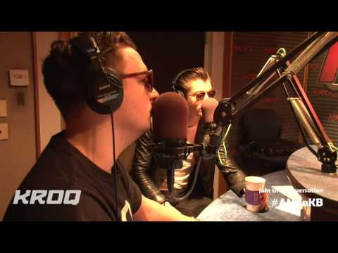 Arctic Monkeys on The Kevin & Bean Morning Show 2014