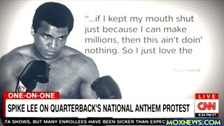 Spike Lee Compares Colin Kaepernick To Muhammad Ali!