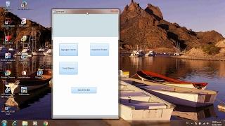 en este vídeo se muestra como ocultar el entorno de access al usuar...