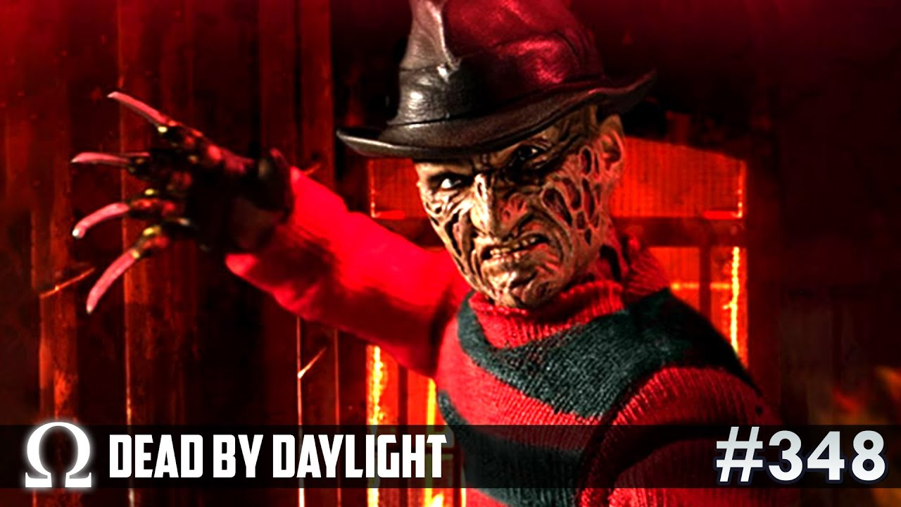 FREDDY's NEW END-GAME NIGHTMARE! ☠️ | Dead by Daylight DBD Resident Evil Freddy / Ghostface
