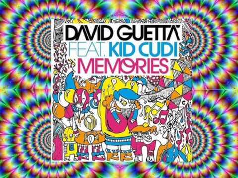 David guetta ft Kid Cudi  memories chopped and screwed