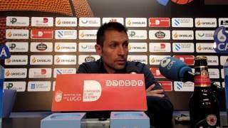 Video Natxo Lezkano previa Palma - Cafés Candelas -Play offs partidos 3-4 1/ final 1617