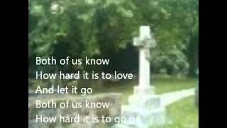 i must have been blind (lyrics)