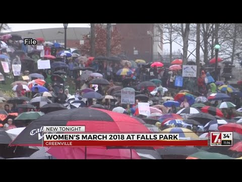 Women's March 2018 planned for Greenville, Asheville