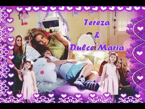 ♥♥ Tereza y Dulce Maria (Lucero e Lorena Queiroz) ♥♥