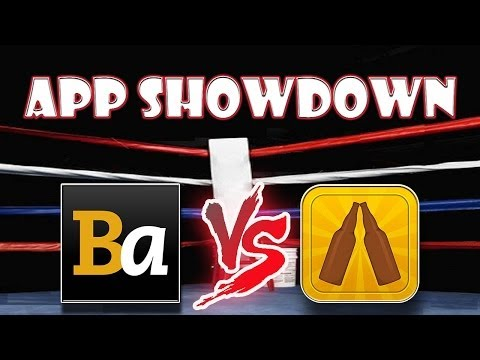 Craft Beer Smartphone App SHOWDOWN - Untappd vs. BeerAdvocate