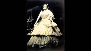 Callas singing Sempre libera like a Wild Cat (1951)