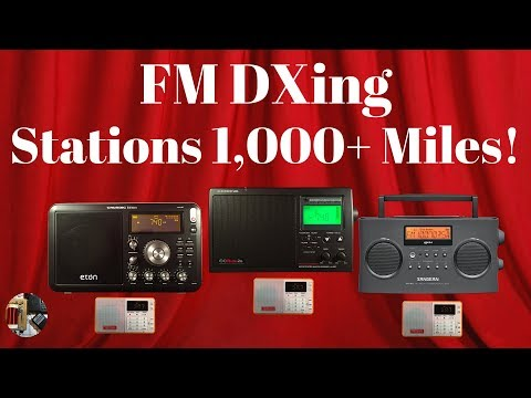 How To FM DX With Your Radio | Hear Stations 1,000+ Miles Away!