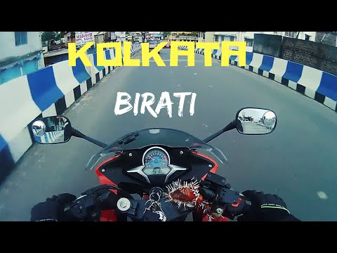 Kolkata | Kaikhali To Birati | CBR250R