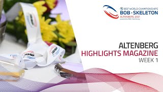 Altenberg Highlights Magazine #1 | IBSF Official