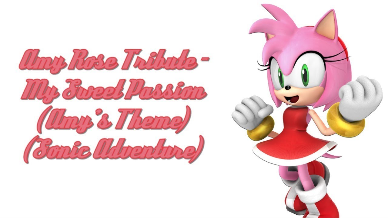 Amy Rose Sonic Adventure 2 Battle – Wonderful Image Gallery