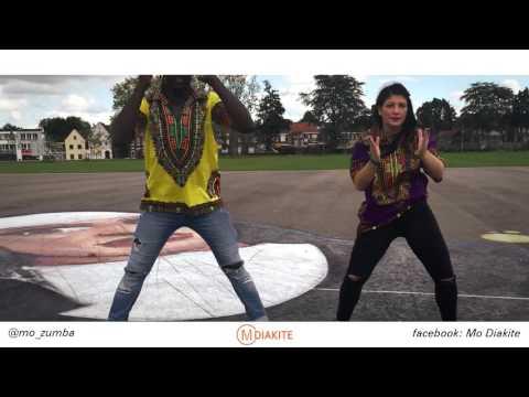 MO DIAKITE:  Je Kan Mo  Skales african, Zumba® fitness choreography
