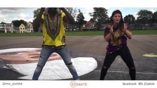 MO DIAKITE Je Kan Mo By Skales African Zumba Fitness Choreography
