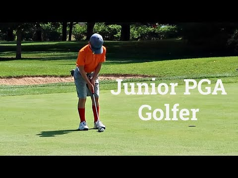 11 Year Old Jr PGA Golfer Plays in 1st Tournament   Ryan in the WILD     11 Year Old Jr PGA Golfer Plays in 1st Tournament   Ryan in the WILD