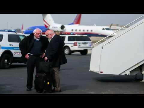Bernie Sanders's New Political Group Is Met by Staff Revolt