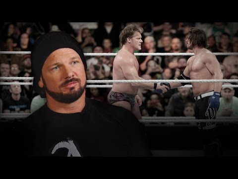 "AJ Styles reveals why he took the ""long route"" to WWE: February 24, 2016"