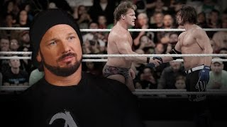 """AJ Styles reveals why he took the """"long route"""" to WWE: February 24, 2016"""