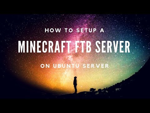 Minecraft Feedthebeast Server On Ubuntu Server