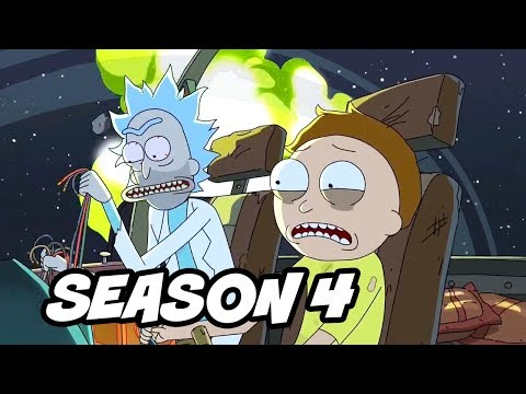 Rick and Morty Season 4 Episode Update Explained By Dan Harmon