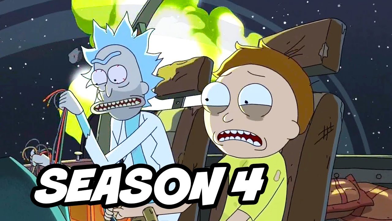 Rick And Morty Season 4 Episode Update Explained By Dan