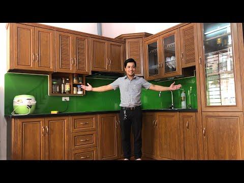 báo giá nội thất tủ bếp