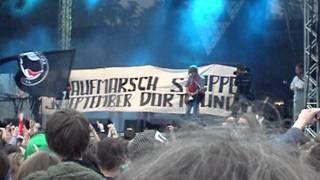 Frittenbude - Raven gegen Deutschland JUICY BEATS 2011