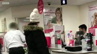 Racist rant at Camden post office staff caught on film