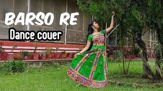 BARSO RE || Guru || Dance choreography by Disha Saikia