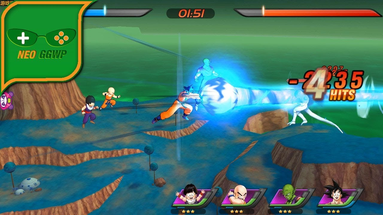dragon ball z games apk for android