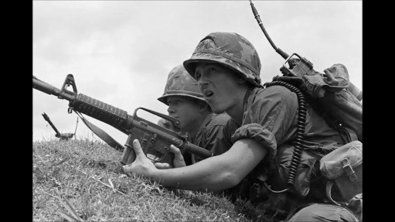 TRIBUTE TO THE RTO OF THE VIETNAM WAR - YouTube