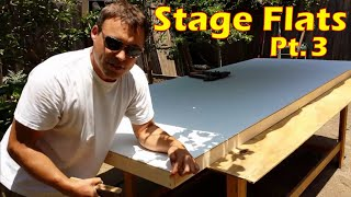 How To Build A Flat Or Wall Panel: Prepping, Painting, & Anchor Blocks