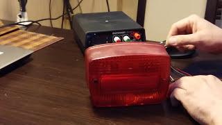 Переделка заднего мотофонаря от motolight
